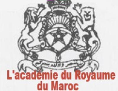 académie du royaume du Maroc