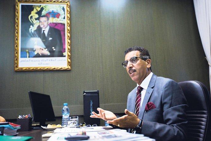 Photo de Relevo al frente del BCIJ: Haboub Cherkaoui sucede a Abdelhak Khiame (Medias24)