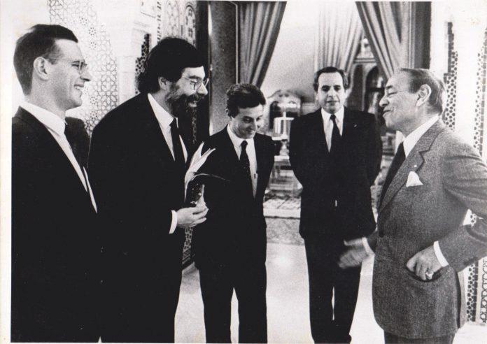 Conmemoracion Hassan II