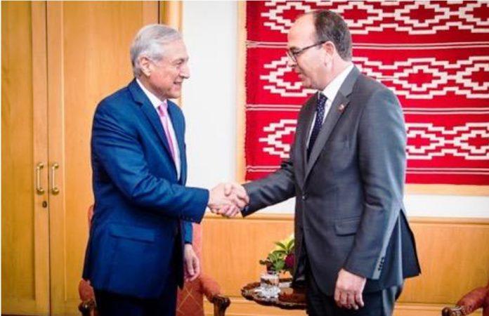 Chile y Marrueccos