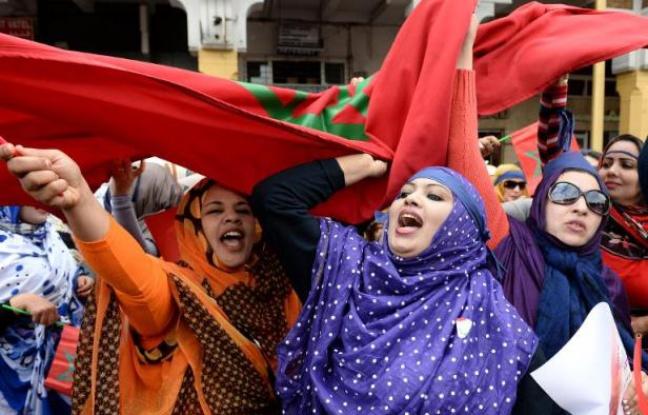 Photo de Política y psicología popular  Mi peluquero y yo  Argelia/Marruecos:  Me pregunto si…