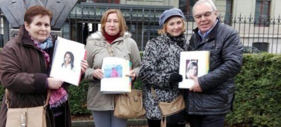 Photo de Reflexión para empezar el día  Maloma reniega de su familia adoptiva Desde Madrid
