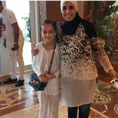 SaR lzllz Khadija avec mme Dalila
