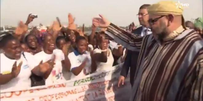 """Photo of Comisionada de la UA: La Iniciativa Real para los países africanos, """"un gran gesto de benevolencia humana"""""""
