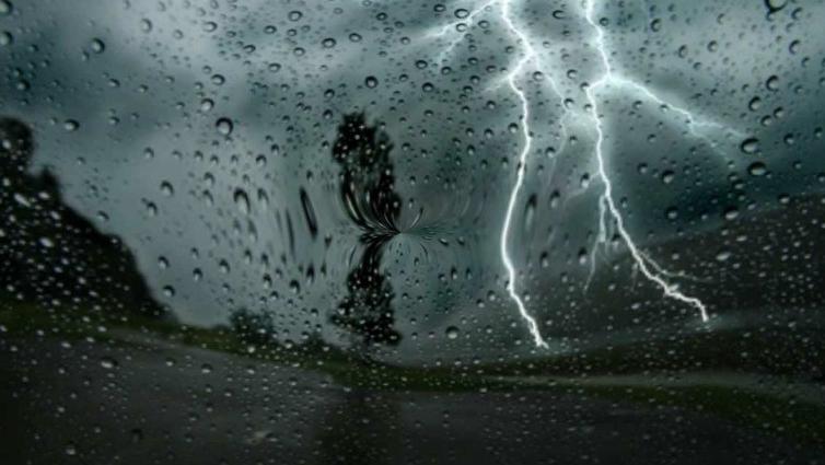 Photo de De miércoles a domingo: LLuvias tormentosas