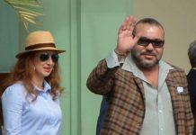 Mohamed VI en la Habana
