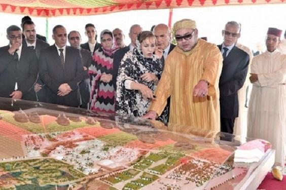 Photo of Autovia Tiznit-Laâyoune: los trabajos avanzan a un ritmo sostenido