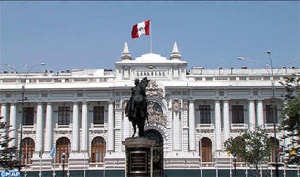 Photo de El Congreso peruano saluda la intervención de Marruecos para restablecer la seguridad en el cruce de El Guergarat