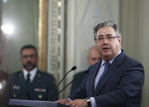 Espa a marruecos parece mentira el ministro espa ol de for El ministro de interior