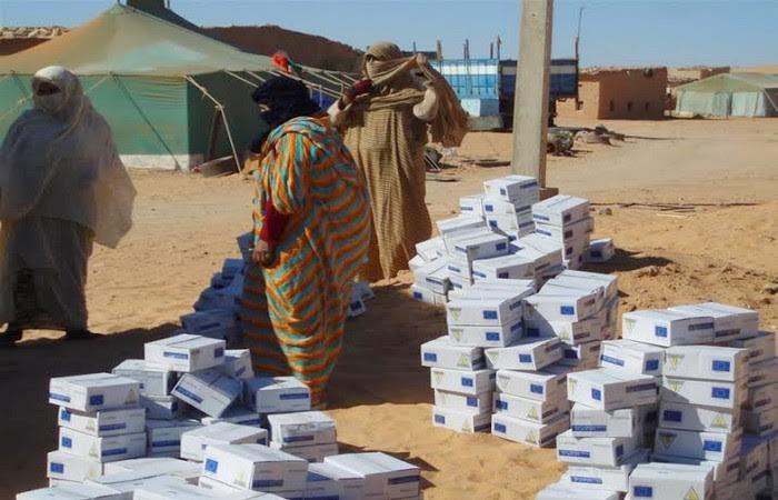 "Photo de Tinduf/Polisario:  ¿Campamentos de refugiados o ""Estado"" militarista?"