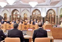 Un concilio de ministros