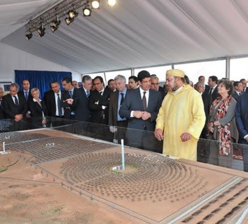 Photo of Las inversiones de Marruecos en las energías renovables citadas como ejemplo por la ONU