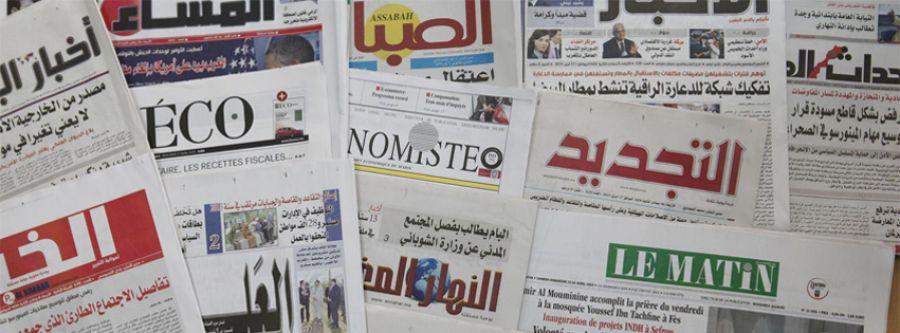Photo of Viernes 4/9 (LeBrief.ma) : Los titulares de la prensa de expresión árabe