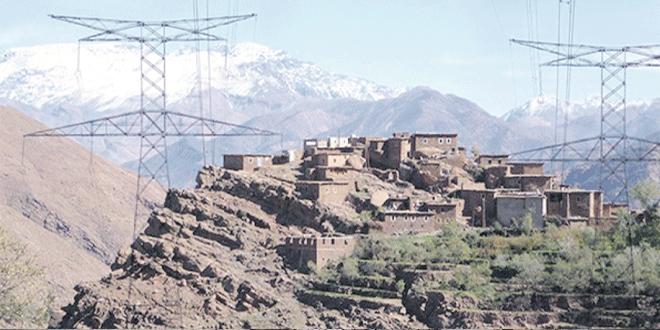 Photo de Al Hoceima-Rural: la tasa de electrificación más alta del país