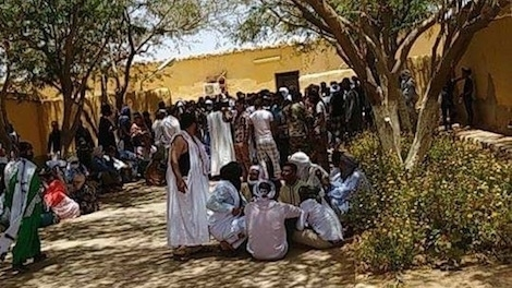 Photo of Comedia argelina del Polisario  II-Baja el telón