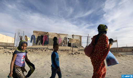 Photo of Comedia argelina del Polisario  Baja el telón