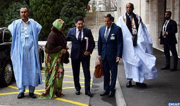 Photo of Los presidentes de las regiones de las Provincias del Sur llaman la atención de a la Alta Comisionada Michelle Bachelet sobre la situación de los derechos humanos en el Sahara marroquí