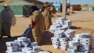 Photo de Campamentos de Tinduf: la UE pide una evaluación precisa del destino de la ayuda humanitaria