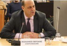 Photo de El alcalde de Chefchaouen elegido entre las 100 personalidades mundiales influyentes en el ámbito climático