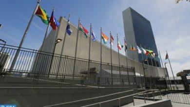 Photo de ONU: la bofetada australiana a Argelia y a su Polisario