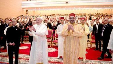 """Photo de SM el Rey, """"un firme defensor del conocimiento mutuo y de la paz"""" (Soberana Orden de Malta)"""