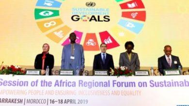 Photo of Marrakech: Marruecos elegido Presidente del Foro Regional Africano sobre Desarrollo Sostenible