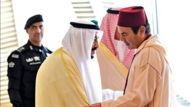 Photo de SAR el Príncipe Moulay Rachid llega a Yeda para representar a SM el Rey en las Cumbres Árabe e Islámica