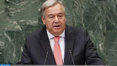 Photo de Guergarat: Quiera o no la APS, la ONU ha llamado al orden al Polisario