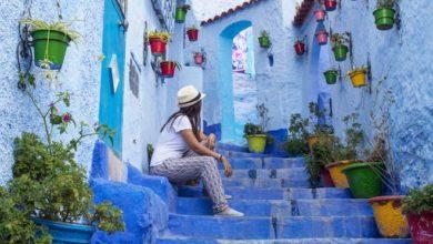Photo de ONMT: Chefchaouen se impone en la imagen turística global de Marruecos