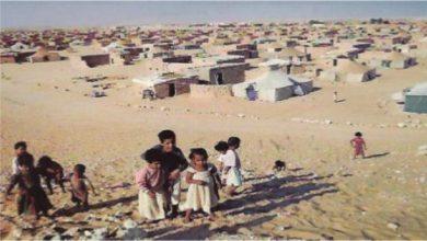 """Photo de Confidencias de M.KSD (dirigente Polisario): """"Los coletazos, el nuevo folklore del Polisario"""""""