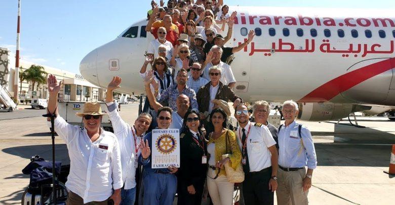 CR, De Tarragona a Erfoud en Marruecos