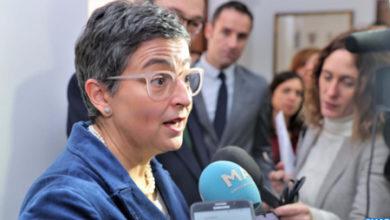 Photo de España defiende la centralidad de la ONU en el arreglo de la cuestión del Sáhara (ministra de Exteriores)