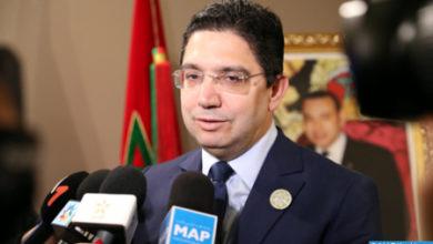 Photo de Marruecos reitera su compromiso inquebrantable con el espíritu del TNP (Bourita)