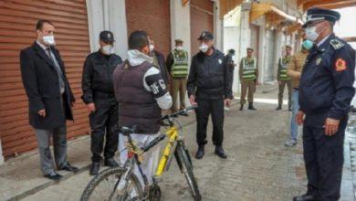 Photo de Uso de mascarillas/Covid19: detenidos más de 624.000 infractores entre el 25 de julio y el 23 de octubre (Boutayeb)