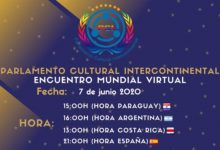 Photo of Infomarruecos.ma en el Encuentro Mundial Virtual del Parlamento Cultural Intercontinental