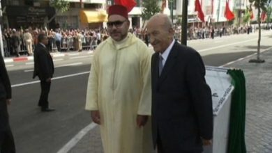 Photo of SM el Rey envía un mensaje de condolencias a la viuda del gran militante, el difunto Abderrahmane El Youssouf