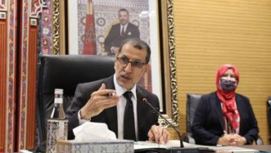 Photo de El Guergarat: La intervención de Marruecos al servicio de la paz supuso un cambio estratégico (El Otmani)