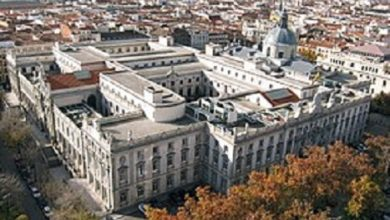 Photo of Poder Judicial España: El Tribunal Supremo establece que no pueden utilizarse banderas no oficiales en el exterior de los edificios públicos
