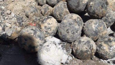 Photo of Las obras de restauración en el puerto de Tánger conducen al descubrimiento de 55 bolas de cañón antiguas