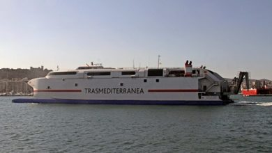 Photo of  Trasmediterránea ofrece dos salidas extraordinarias para ciudadanos españoles en Marruecos, por Francisco Acedo
