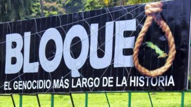 Photo of EL BLOQUEO DE UN PAÍS ES UN GENOCIDIO.  Dr. André Grimblatt Hinzpeter.  Publicado en Chile por: www.revista.elsiete.cl .