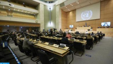 Photo of Ginebra: Apoyo reiterado a la integridad territorial de Marruecos ante el CDH de la ONU