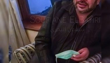 Photo of Imagen del dia: Primera foto del rey Mohammed VI tras su intervención en el corazón