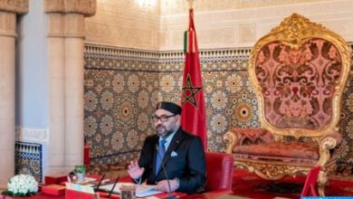 Photo of Palacio Real de Rabat/Hoy: Consejo de ministros