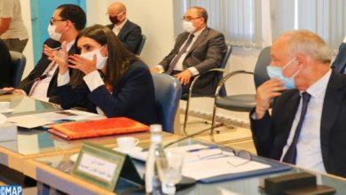 Photo of Prefectura de M'diq-Fnideq  La ministra de Turismo celebra una reunión con los profesionales