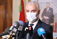 Photo of Covid-19: Ait Taleb advierte contra el relajamiento en el respeto de las medidas sanitarias