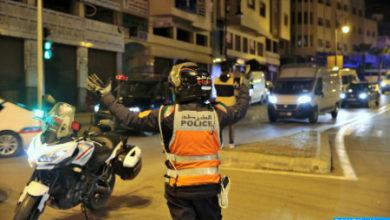 Photo de Covid: Nuevas restricciones en las prefecturas de Tanger-Asilah y Fez (comunicado de prensa)