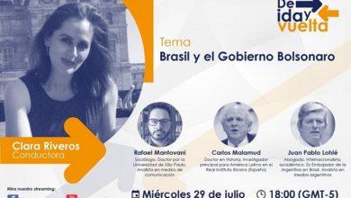 Photo of CPLATAM Brasil y el gobierno de Jair Messias Bolsonaro Clara Riveros*