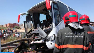 Photo of Accidente de tráfico en Agadir: 12 muertos y 36 heridos (autoridades locales)