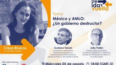 Photo of CPLATAM México y AMLO: ¿Un gobierno destructor? *Clara Riveros